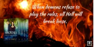 When demons refuse to play the rules, all Hell will break loose.-2